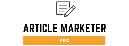 Article Marketer Pro