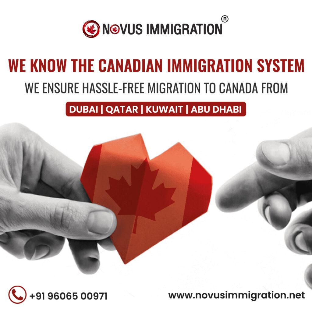 Canada Immigration Consultants in Dubai