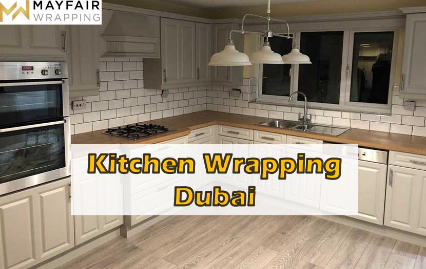 Kitchen Wrapping Dubai