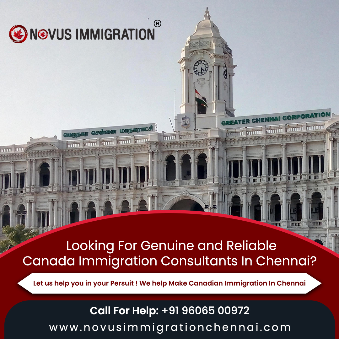 All About Canada Work Permit Visa – Immigration in Chennai