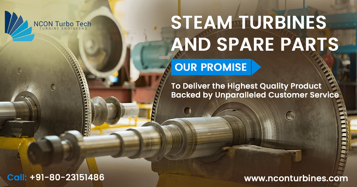 Turbine Manufacturing Companies in India