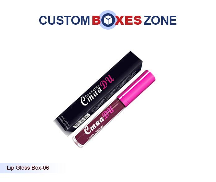 Read more about the article You Can Get Custom Lip Gloss Boxes in a Bulk Amount from CustomBoxesZone
