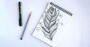 cool drawing idea